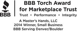 2014 BBB Torch Award Winner