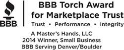 2014 BBB Torch Award Winner