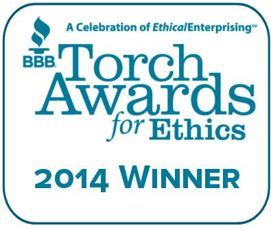 Torch Award for Ethics 2014