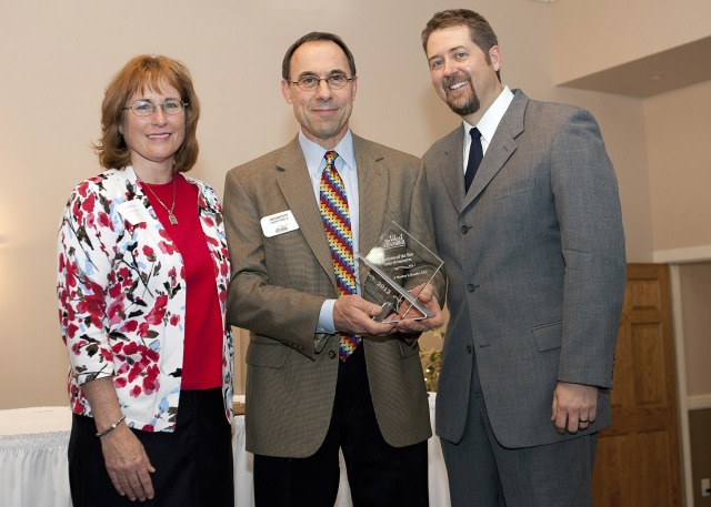 A Master's Hands LLC recognized as Business of the Year